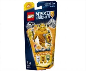 Ultimate Axl - 70336 - LEGO NEXO Knights