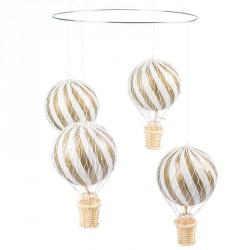 Uro m. luftballoner fra Filibabba i Guld