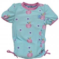 UV trøje fra Splash About - Korte ærmer - Apple Daisy