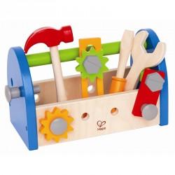 Værktøjskasse - Fix-it Tool Box - fra Hape