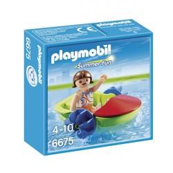 Vandcykel - PL6675 - PLAYMOBIL Summer Fun