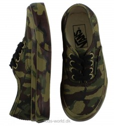 Vans Sko - Authentic - Grøn Army