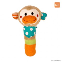 Velour rangle fra Fashy - My Cuddly Monkey
