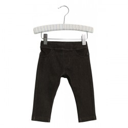 Wheat Charcoal Baby Soft Jeans