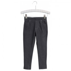 Wheat Charcoal Jeggings
