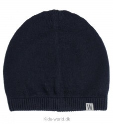 Wheat Hue - Uld/Bomuld - Navy
