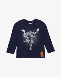 Wheat 'Thor' langærmet T-shirt