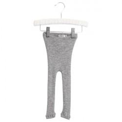 Wheat Uld Grey Melange Leggings