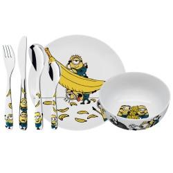 WMF spisesæt til børn - The Minions