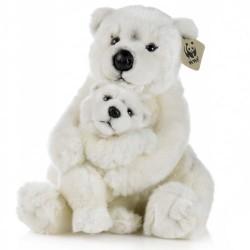 WWF mor & barn bamse - Isbjørn
