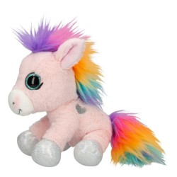 Ylvi and the Minimoomis bamse - Pony - Roosy Rainbow