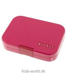 Yumbox Original Madkasse - 6 Rum - Tribeca Pink