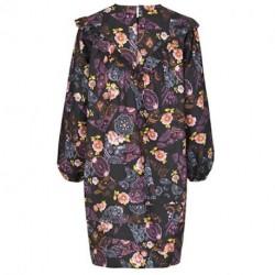 Ziggi Print Ziggi Print Lenorra Dress fra mbyM