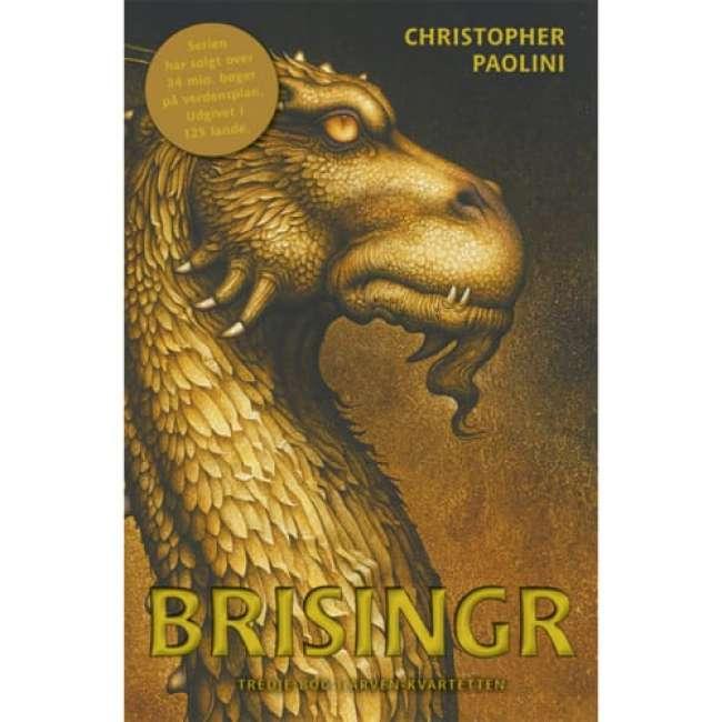 Priser på Brisingr - Arven 3 - Hæftet