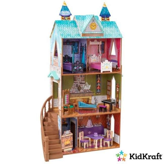 Priser på KidKraft Disney Prinsesse Anna Dukkehus m/møbler