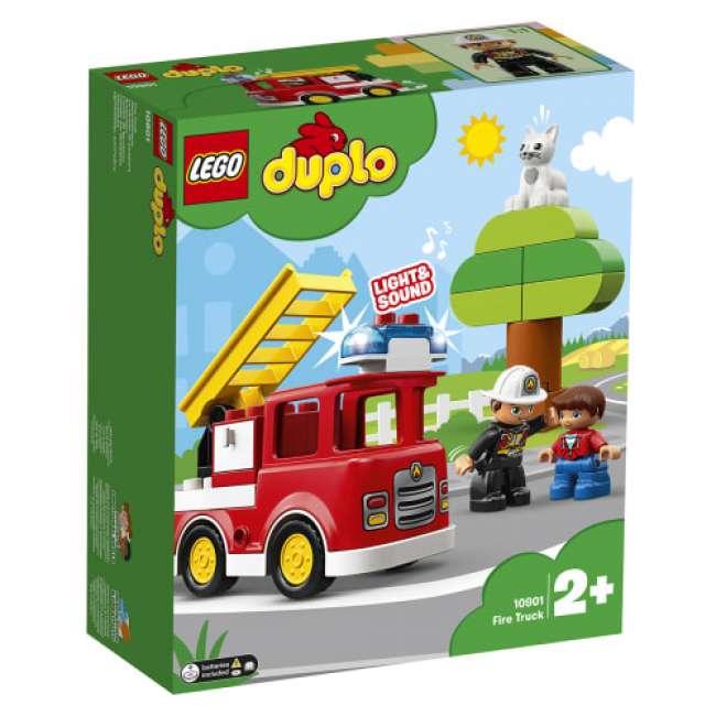 Priser på LEGO DUPLO Brandbil