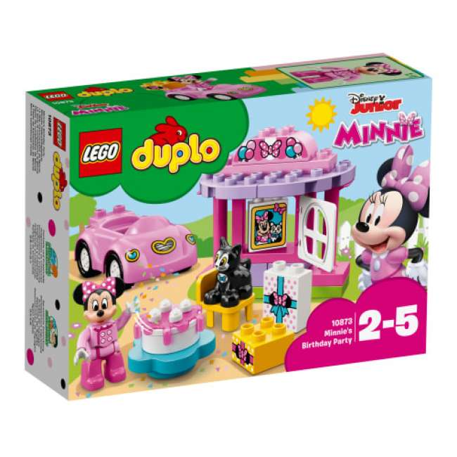 Priser på LEGO DUPLO Minnies fødselsdagsfest