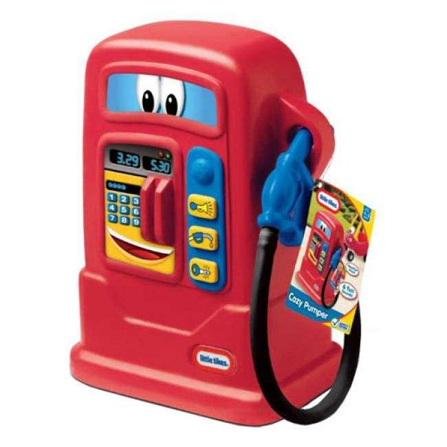 Priser på Little Tikes benzinstander - H 44,4 cm