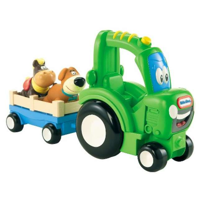 Priser på LITTLE TIKES Handle Haulers Dlx. Frankly Farmer Legetøj